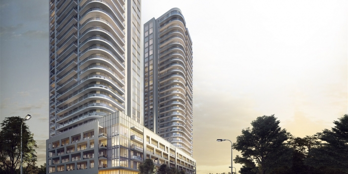 Akman Holding'ten Kanada'ya dev proje: The Kennedy Condominiums