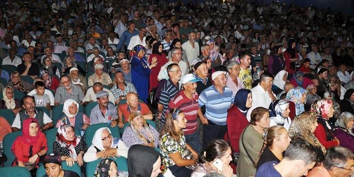 TOKİ Zonguldak çekilişine büyük ilgi