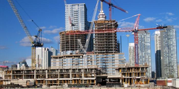 Yılın ilk çeyreğinde inşaata 45.8 milyar harcandı
