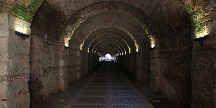 Beylerbeyi Tüneli yeniden hizmete açılıyor