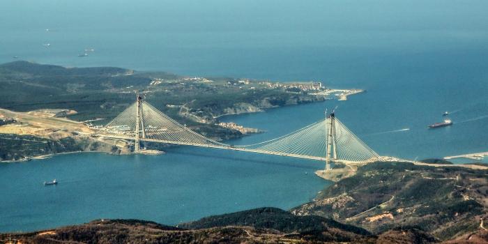 Yavuz Sultan Selim Köprüsü'nde sona doğru