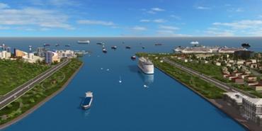 Kanal İstanbul'da sona yaklaşıldı