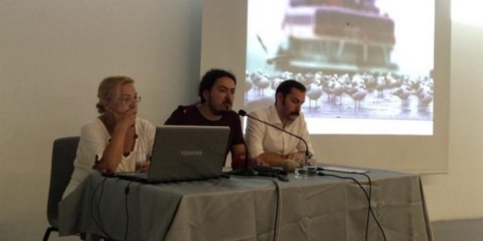 Sivil Toplum'dan Kabataş projesine itiraz