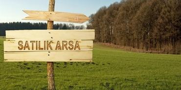 Ankara Defterdarlığı'ndan satılık arsa