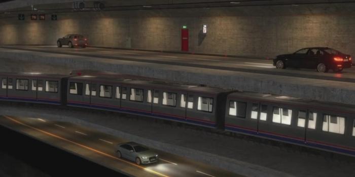3 katlı büyük istanbul tüneli çalışmaları