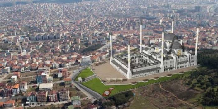 Çamlıca metro projesi