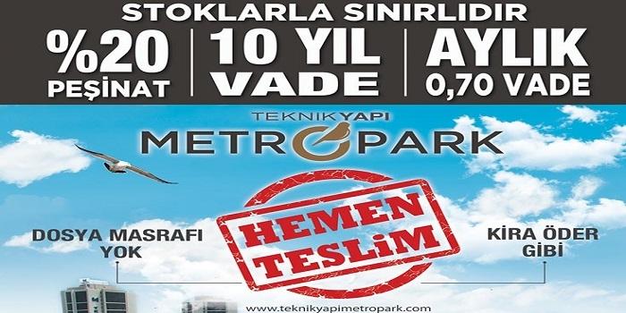 Metropark kampanya