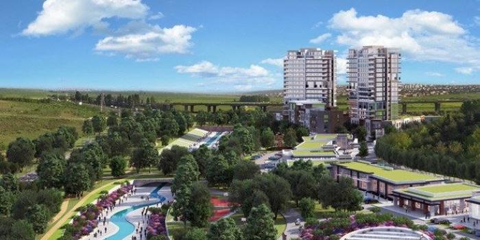 Atmaca Grup'tan Bahçeşehir Park Projesi