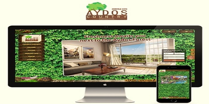 Aydos Country ve Queen Central Park'ın web sitelerine uluslararası ödül