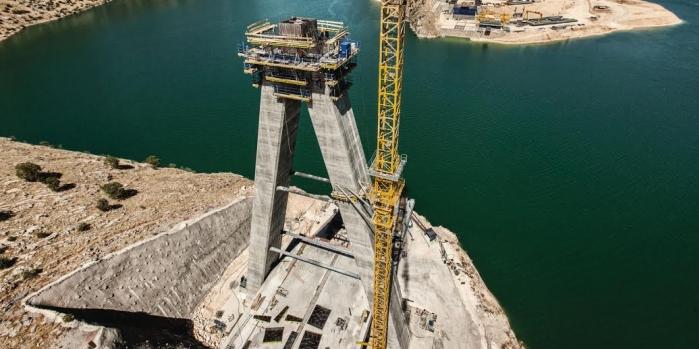 DOKA köprü projelerini anlattı