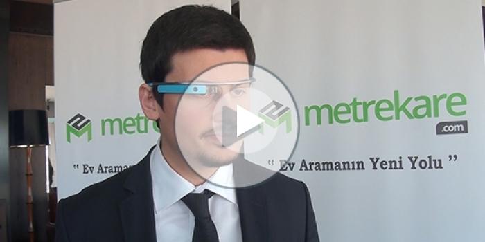Emlak ofisi Google Glass ile ayağınıza geliyor