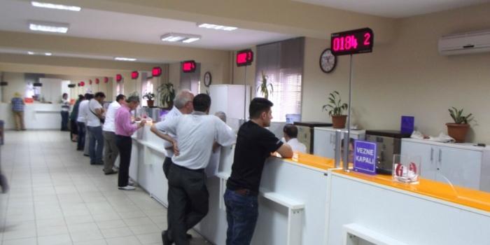 Vergi dairesi çalışma saatleri