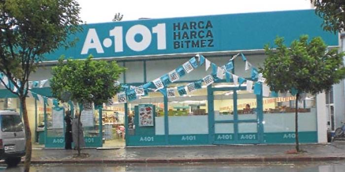 A101 marketi kimin?