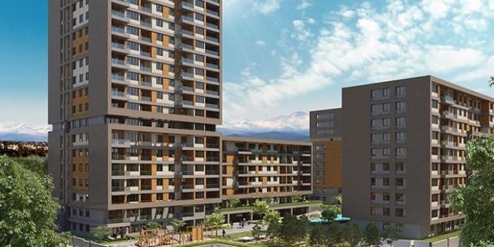 Teknik Yapı Evora Denizli fiyatları 250 bin TL'den