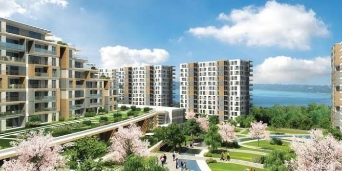 Cennet Koru Evleri satılık daire fiyatları 495 bin TL'den