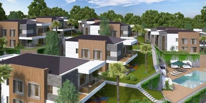 Villanova İzmir fiyatları 1 milyon 450 bin dolar!