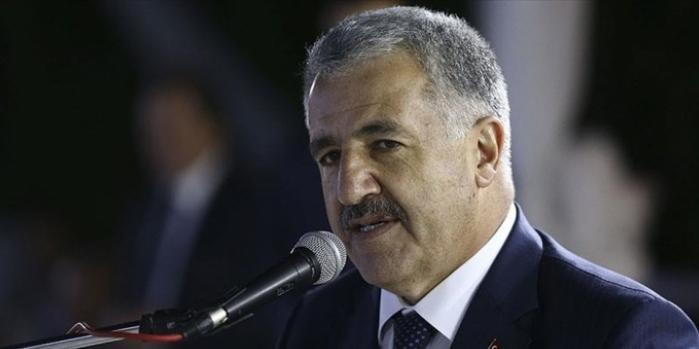 Bakan Arslan açıkladı: Osmangazi'de taahhüt 40 bin, geçen araç 20 bin