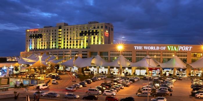 Dünya markaları Viaport Asia'da buluşuyor