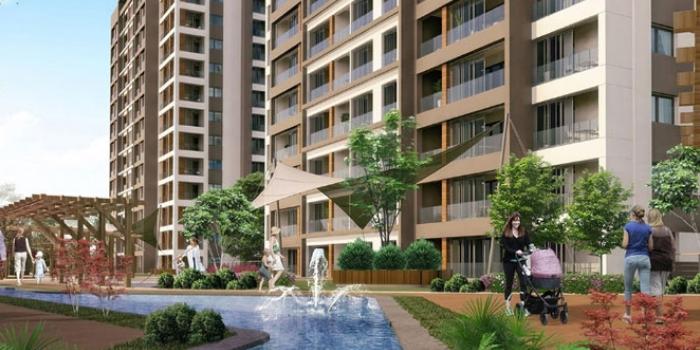 Vira İstanbul daire fiyatları 240 bin TL'den başlıyor