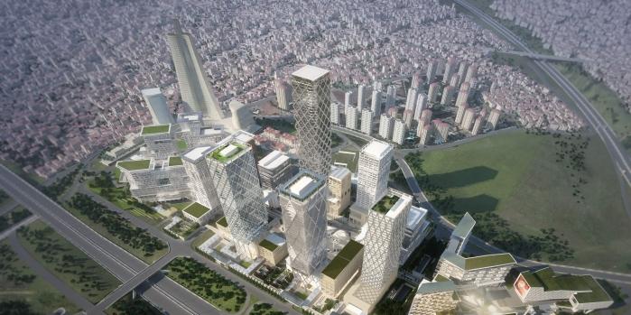 İFM'deki kamu binaları 3 milyar TL'ye mal olacak