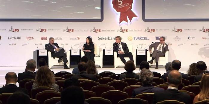 İstanbul Finans Zirvesi'nin gündemi: Jeopolitik riskler