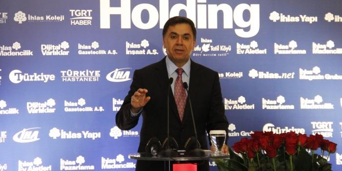 İhlas Holding'den Paksoy açıklaması