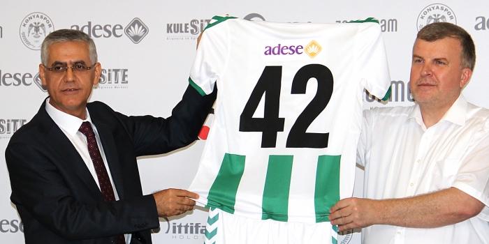 İttifak Holding'den Atiker Konyaspor'a sponsorluk desteği
