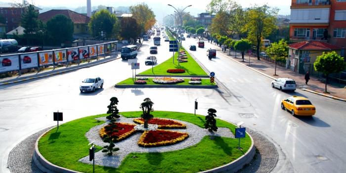 Sakarya'nın yeni sosyal yaşam merkezi: 54. Cadde