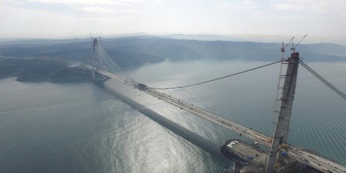3. Köprü Demiryolu hattı nereden geçecek?