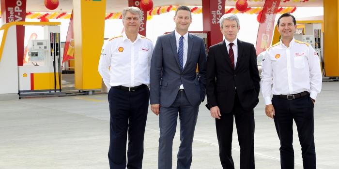 Shell'den 3. Köprü güzergahına 3 istasyon yatırımı