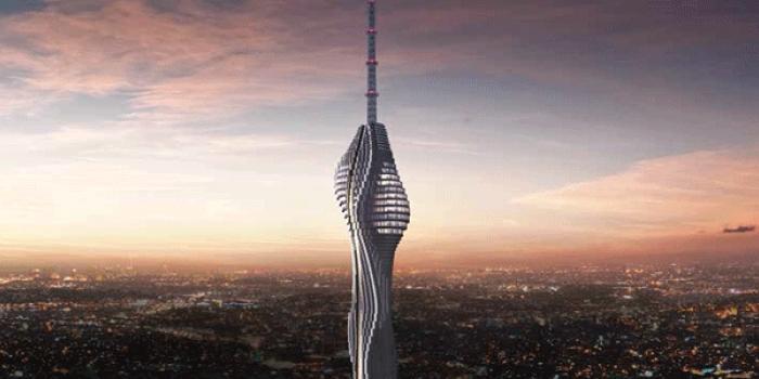 Çamlıca TV-Radyo Kulesi 2017'de açılacak