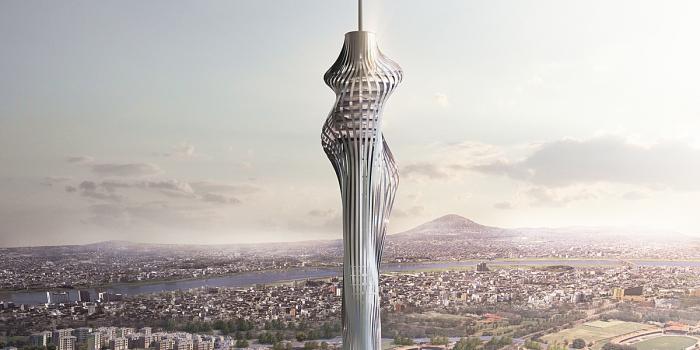 Çamlıca'ya 365 metre yüksekliğinde kule