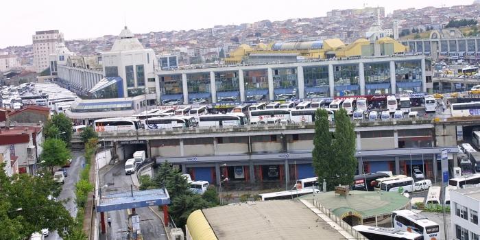 İstanbul Otogarı'na tahliye emri