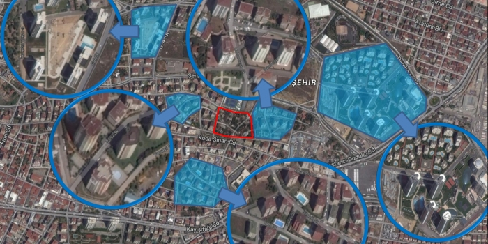 Ataşehir Küçükbakkalköy Mahallesi İmar Planı askıya çıkarıldı