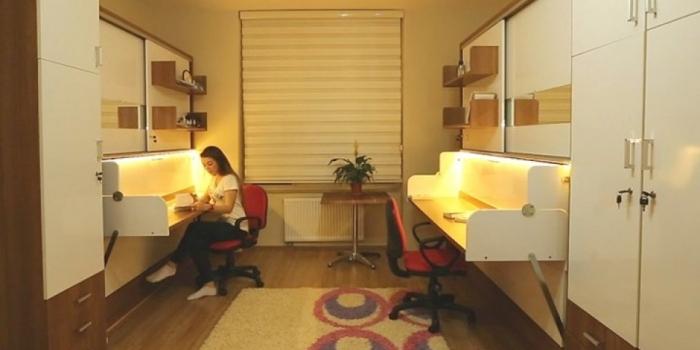 Gaysan'ın akıllı mobilyaları ile ideal yaşam alanları