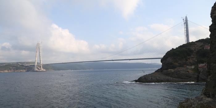 Yavuz Sultan Selim Köprüsü'nün en dikkat çeken özellikleri