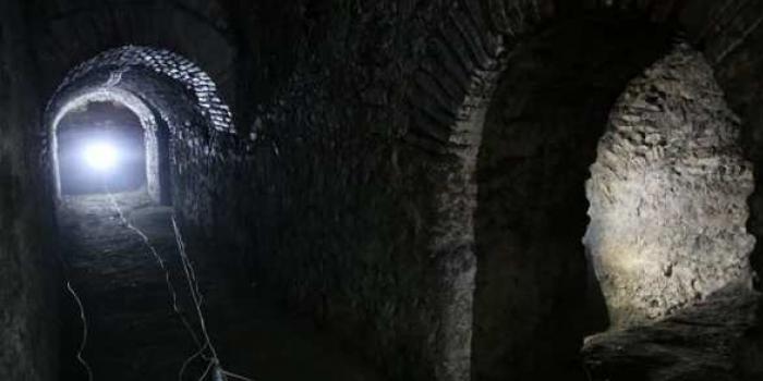 Bursa'da yanlışlıkla ortaya çıkan 2 bin 400 yıllık saray: Bitinya