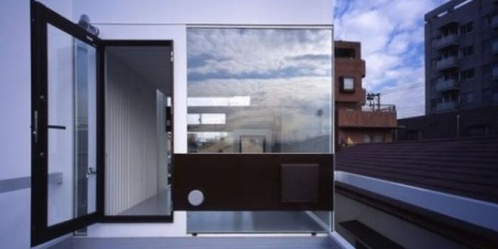 Mikro evler japonya