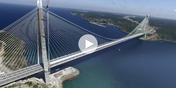Yavuz sultan selim köprüsü reklam filmi