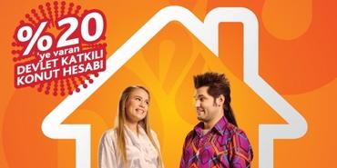 Albaraka Türk'ten Konut Hesabı uygulaması