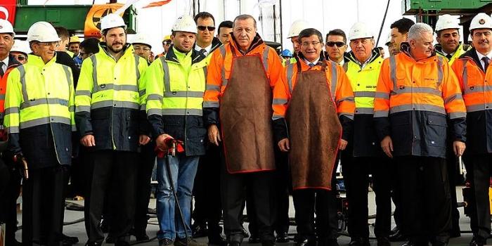 Cumhurbaşkanı'ndan 3. köprü geçiş ücreti açıklaması