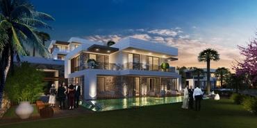 Ofton'dan 8 özel villa