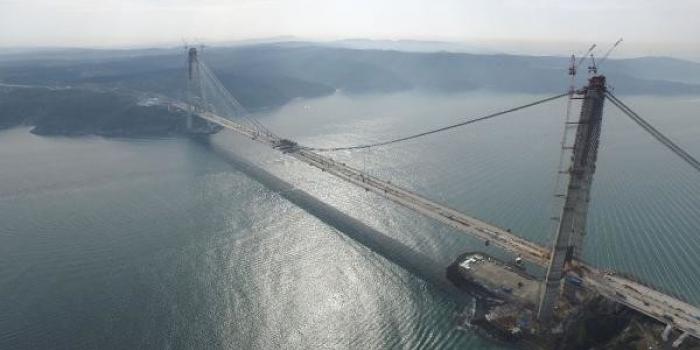 Üçüncü köprü açılış