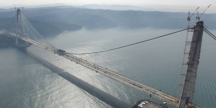 3. boğaz köprüsü teknik altyapı