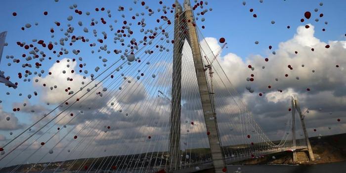 Üçüncü köprü 5 gün ücretsiz
