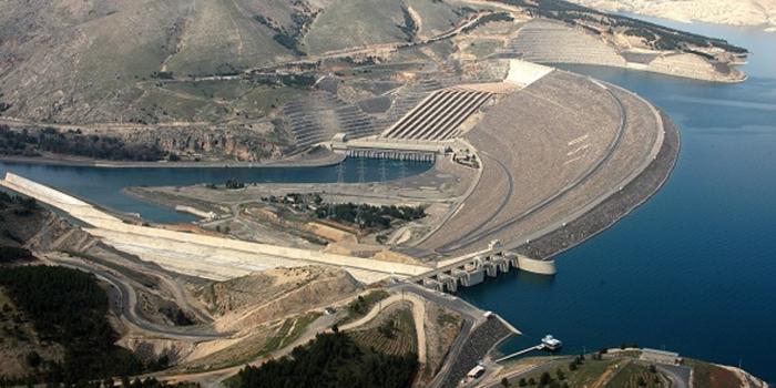 Orta Anadolu'nun dev sulama projesi için 35 milyar harcanacak