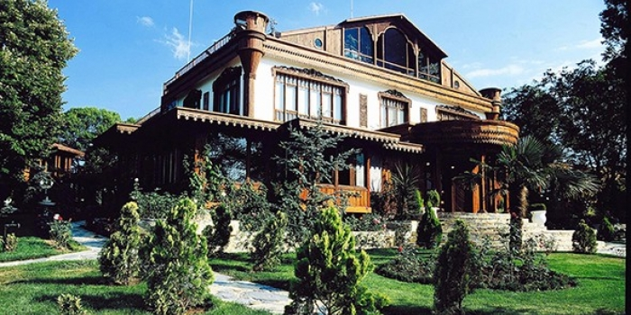 Adnan Oktar'ın Silivri'deki çiftlik evinin fotoğrafları yayımlandı