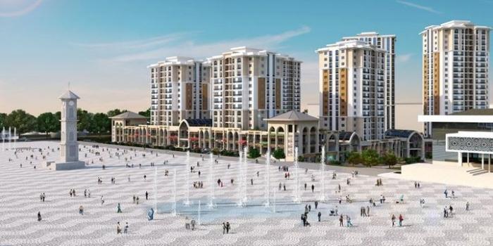 Başakşehir Merkez Çarşı'da 6 saatte 122 milyon TL'lik satış gerçekleşti