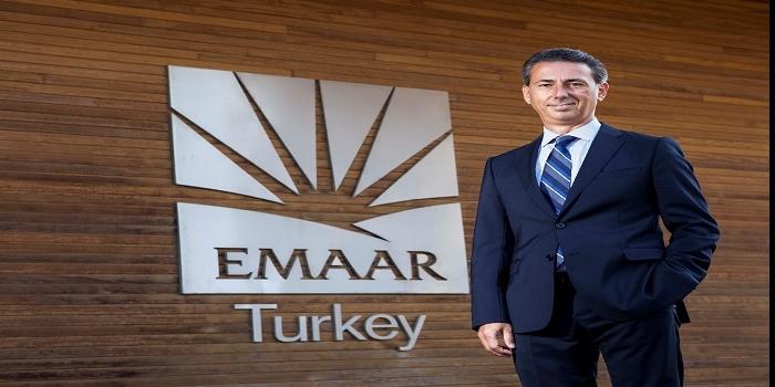 Emaar türkiye ceo'su cenk arson