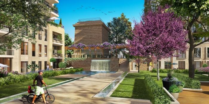 Büyükyalı İstanbul Dubai Cityscape Fuarı'nda görücüye çıkıyor